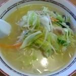 85516983 - 横浜タンメン(塩)800円(税込)