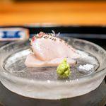 天満橋 藤かわ - 料理写真:明石の鰆