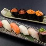 特選握り寿司6貫