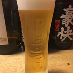 TEPPAN WINE BAR 大阪ばある - カールスバーグ(*´ω`*)