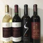 赤富士ワインセラー - ドリンク写真:今回買ったワイン