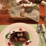 森の小人 のーむ - 料理写真:チキンのバルサミコスソース