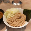 tsukemengonokamiseisakujo - 料理写真:えびつけ麺全部