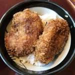 いっちょう - ミニソースカツ丼