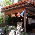 Cafe 婆沙羅 - お店 外観