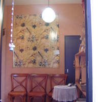 トラットリア ダ ナオシ - もうじきお店、、、いい匂いしてきましたかぁ・・・