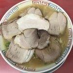 天天,有 - 料理写真:チャーシュー麺750円