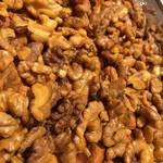 まほろバル - 自家製燻製ナッツ