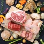 東京肉割烹 西麻布 すどう - 季節に合わせた食材に舌鼓
