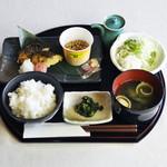 町家かふぇ かまくら - 朝定食