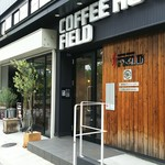 COFFEE HOUSE FIELD - カッコイイね♪