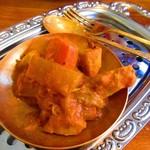 シックハール バザール - 野菜カリー