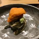 Tagawa - あおさ蕎麦