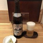 神戸COCCO - ビールセットの瓶ビール♪