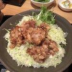 神戸COCCO - からあげ丼(アップ)♪