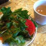 JOINキッチン - サラダとスープ