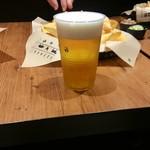 タコベル - 生ビール