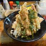 谷町 一味禅 - スペシャル天丼