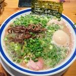 田中商店 - ねぎチャーシュー麺