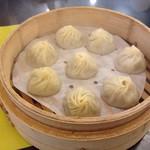 杭州小籠湯包 - 小籠包