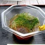 立喰い大 - 料理写真:ところてん(酢入り)!