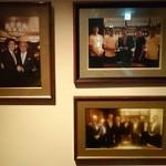 ウルフギャング・ステーキハウス - 数々の著名人