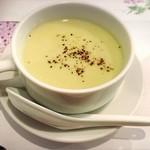 一僖 - 旬の野菜のスープ