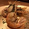 千陽 - 料理写真:子持ち白ボタン海老の二度揚
