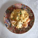 陳麻家 - エビと卵の炒め