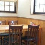 SANDWICHES CAFE ルヴァン - テーブル席