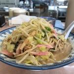 井手ちゃんぽん - 麺大盛り