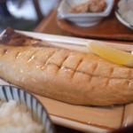 85552511 - 鯖の塩焼き