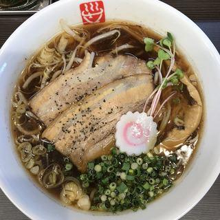 いっぱいいっぱい - 料理写真:中華そば850円