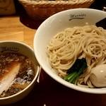 モリス - つけそば味玉付き880円+麺大盛り100円!