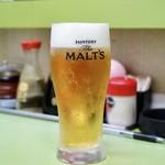 泰南 - ☆生ビール