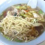 幸楽 - 麺は浅草開花楼平太