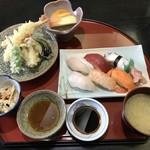 華 - 料理写真:華膳=1600円