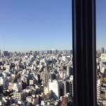 Hatsuogawa - 或る日の浅草から見た富士