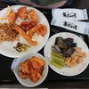 番屋の湯 - 料理写真:バイキング 1080円