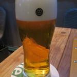 東京ビアホール&ビアテラス14 - COEDOビール「伽羅」