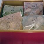 ケーキハウスショウタニ  - 和の心進物用パッケージ