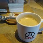 アクセント - セットのコーヒー