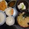 七味家 - 料理写真:うどん定食700円(税抜)