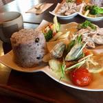 カフェ ネイムケイムオーノ - 料理写真: