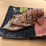 """第三春美鮨 - """"初鰹""""ガンバラ焼き"""