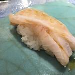 第三春美鮨 - 真子鰈 1.9kg 縁側 刺し網漁 浜〆 宮城県気仙沼