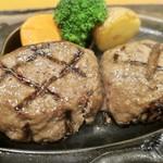 炭焼きレストラン さわやか - 料理写真:
