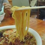鈴屋 - ラーメンの麺