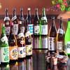 葱ぼうず - ドリンク写真:新潟を代表する各種人気銘柄
