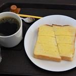 Seven Stars Coffee&Bakery - モーニングAセット